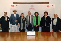 El expresidente del Comité Internacional de la Cruz Roja Jakob Kellenberger imparte un seminario de la Cátedra Francisco de Vitoria de Derecho Internacional