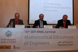 La Hospedería Fonseca acoge la 'XVI Edición del Seminario Educación Matemática para Ingenieros'
