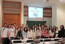 El Servicio de Inserción Profesional, Prácticas y Empleo ofrece un seminario sobre competencias profesionales