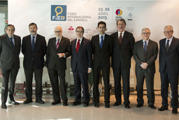 La Universidad de Salamanca respalda la organización del Foro Internacional del Español, que reúne a la industria de la lengua española y sus principales agentes