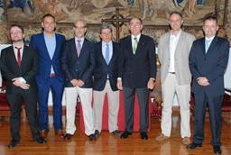 El Consejo Social de la Universidad de Salamanca entrega los Premios 'Sociedad Civil'