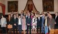 Toma de posesión de cargos académicos y del personal docente e investigador de la Universidad de Salamanca