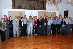 Un total de 25 miembros de las Fuerzas de Seguridad del Estado de Brasil completan sus estudios de lengua y cultura española en la Universidad de Salamanca