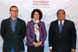 Las Universidades de Salamanca y la egipcia de Helwan estudian ampliar la colaboración en actividades relacionadas con el Turismo