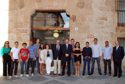 El rector de la Universidad de Salamanca y el ministro de Educación de Brasil estudian nuevos proyectos de colaboración académica