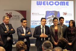 El vicerrector de Investigación presenta el proyecto europeo 'Welcome', dotado con 2,8 millones de euros
