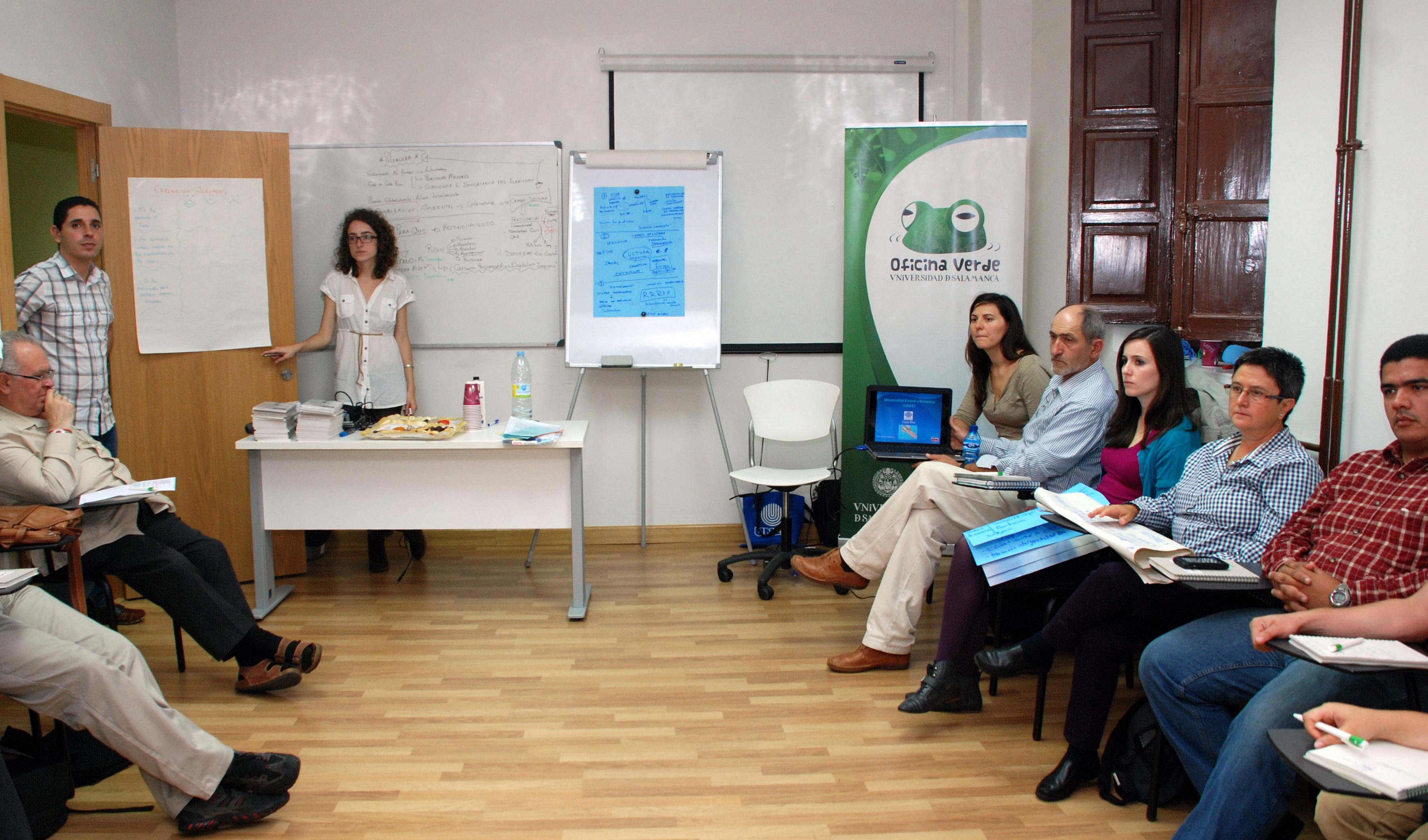 La Oficina Verde de la Universidad de Salamanca organiza una jornada sobre 'Corresponsabilidad social y ambiental'