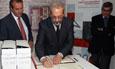 Entrega de documentación de la Comisión Provincial de Monumentos a la Junta de Castilla y León