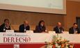 La secretaria general preside la clausura de la XXXVI edición de Cursos de Especialización en Derecho