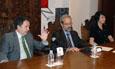 Sesión ordinaria del Consejo de Gobierno