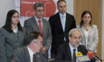 La Universidad de Salamanca renueva el convenio de colaboración con Cruz Roja Española en Ávila en materia de formación
