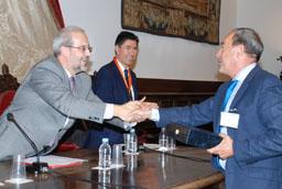 El MBA en Dirección de Empresas Familiares de la Usal entrega el 'II Premio Empresa Colaboradora MBA DEF' a Sociedad Anónima Mirat