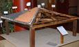 La Escuela Politécnica Superior de Zamora acoge una exposición de maquetas de cubiertas realizadas por los alumnos