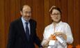 Una alumna de la Universidad de Salamanca recibe uno de los Premios Nacionales de Juventud