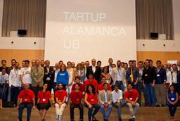 Más de 300 científicos, emprendedores e inversores participan en la Universidad de Salamanca en la 'StartUp Salamanca Hub'
