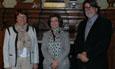 La cónsul general de Francia en Madrid visita la Universidad de Salamanca