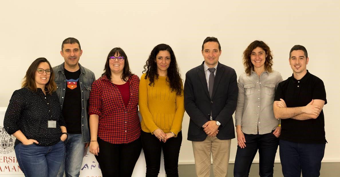 La Universidad de Salamanca se convierte en el punto de encuentro de diseñadores y desarrolladores informáticos durante la celebración del evento 'Design&Tech'