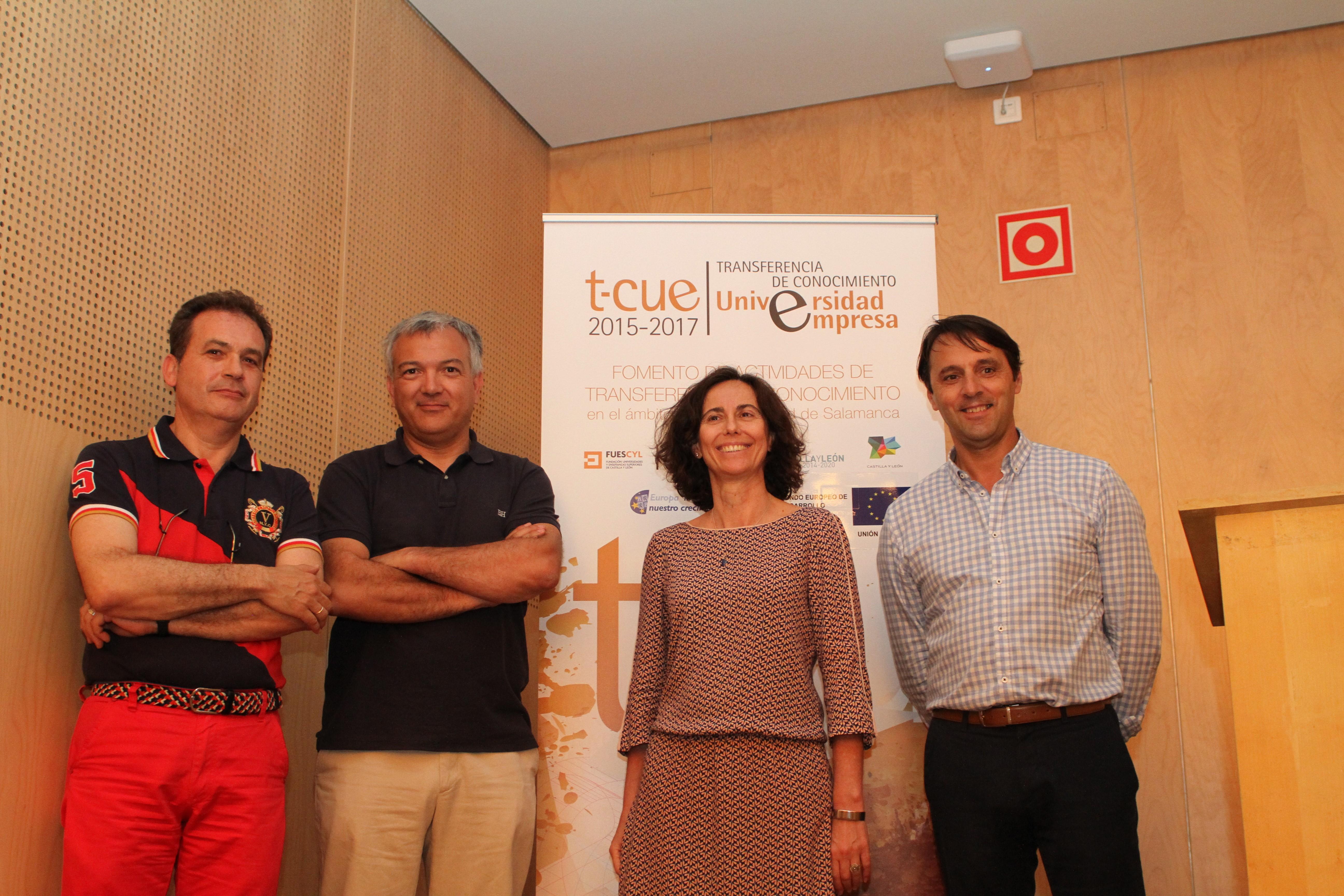 La Fundación General y las Oficinas de Transferencia de Resultados de Investigación de las universidades de Salamanca y Pontificia organizan una charla sobre propiedad industrial dirigida a investigadores