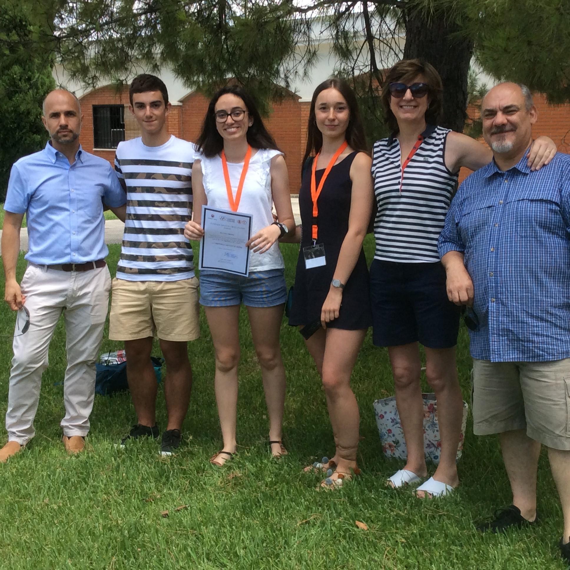 Tercer puesto para la Universidad de Salamanca en la IX Olimpiada Nacional de Economía celebrada en Córdoba