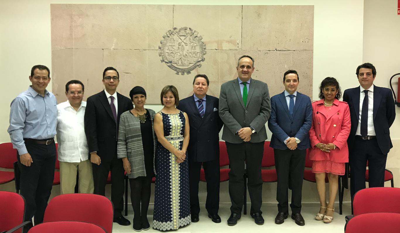 La Facultad de Derecho de la Universidad de Salamanca acoge las 'Jornadas hispano-mexicanas en prevención y combate de la corrupción'