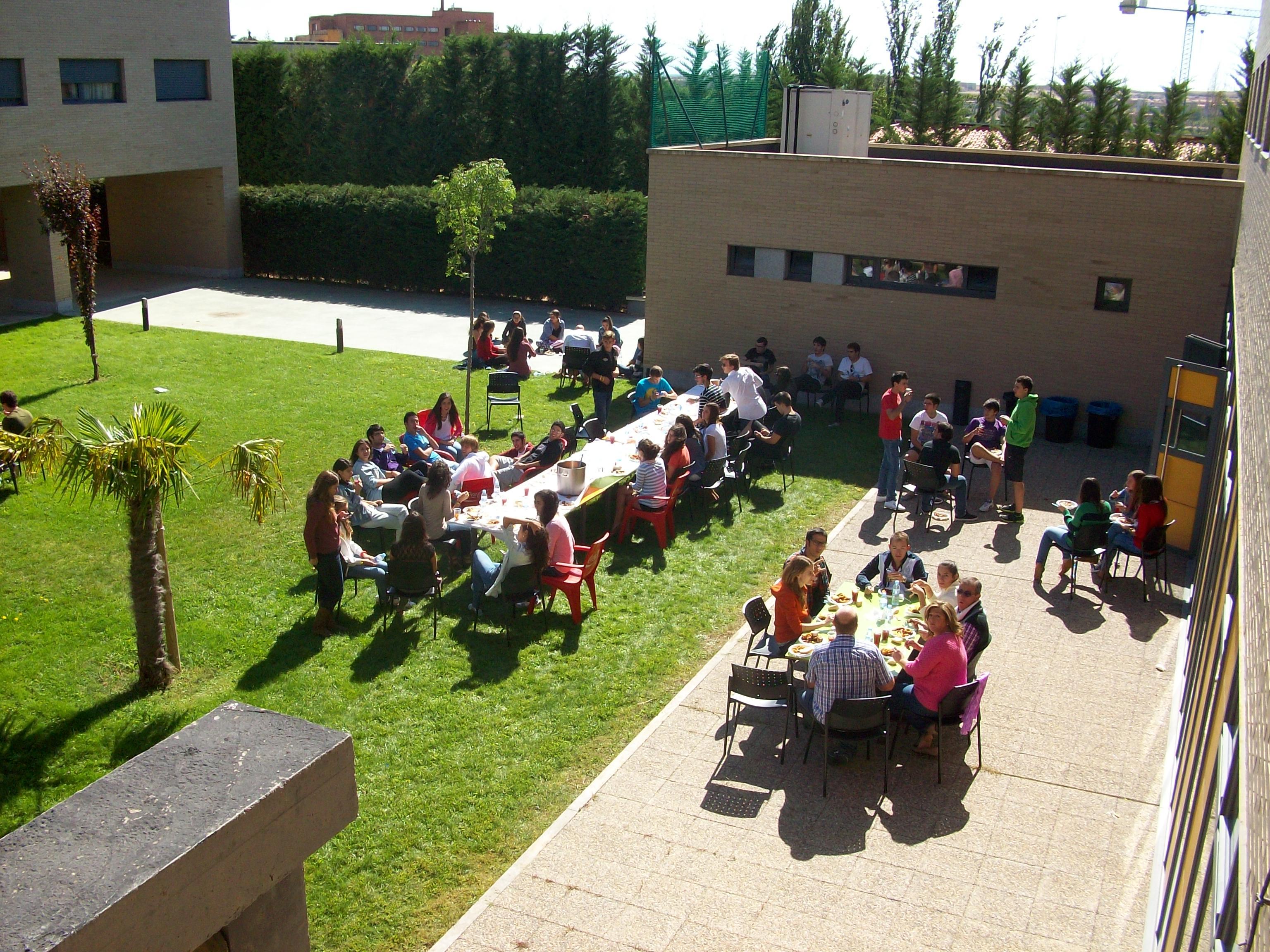 El Colegio Mayor San Bartolomé programa toda una serie de actividades de bienvenida
