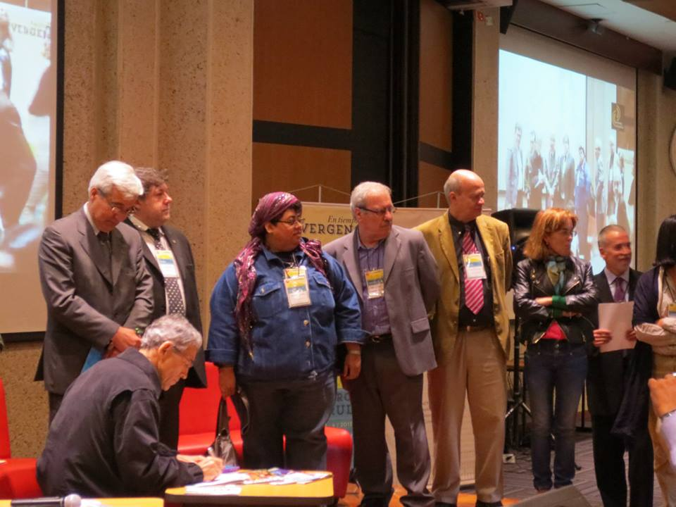 Radio Universidad representa a la Asociación de Radios Universitarias Españolas en Colombia