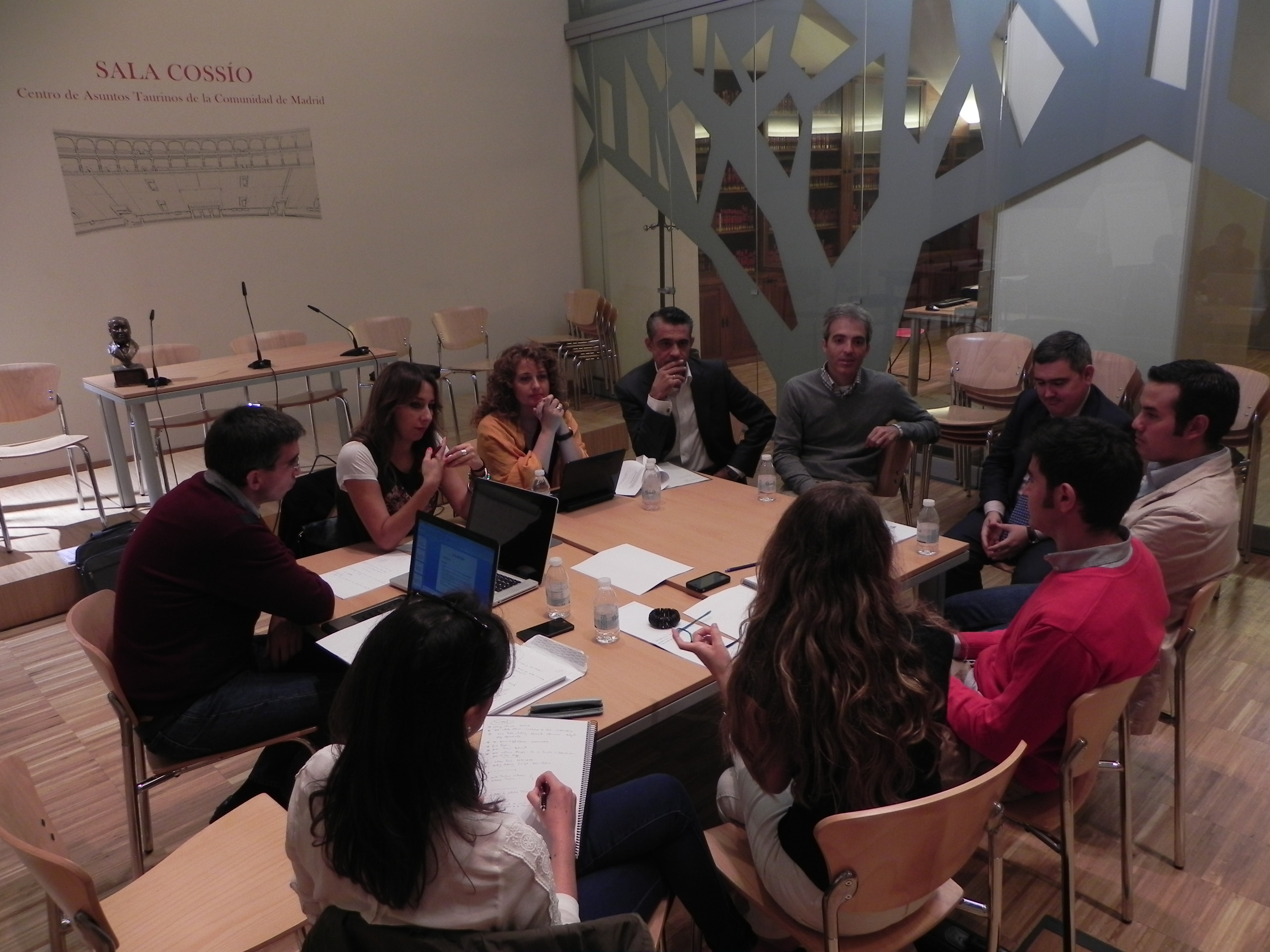 La Universidad de Salamanca participa en la creación de RUTADIT, 'Red Universitaria para el Análisis y el Diagnóstico de la Industria Taurina'