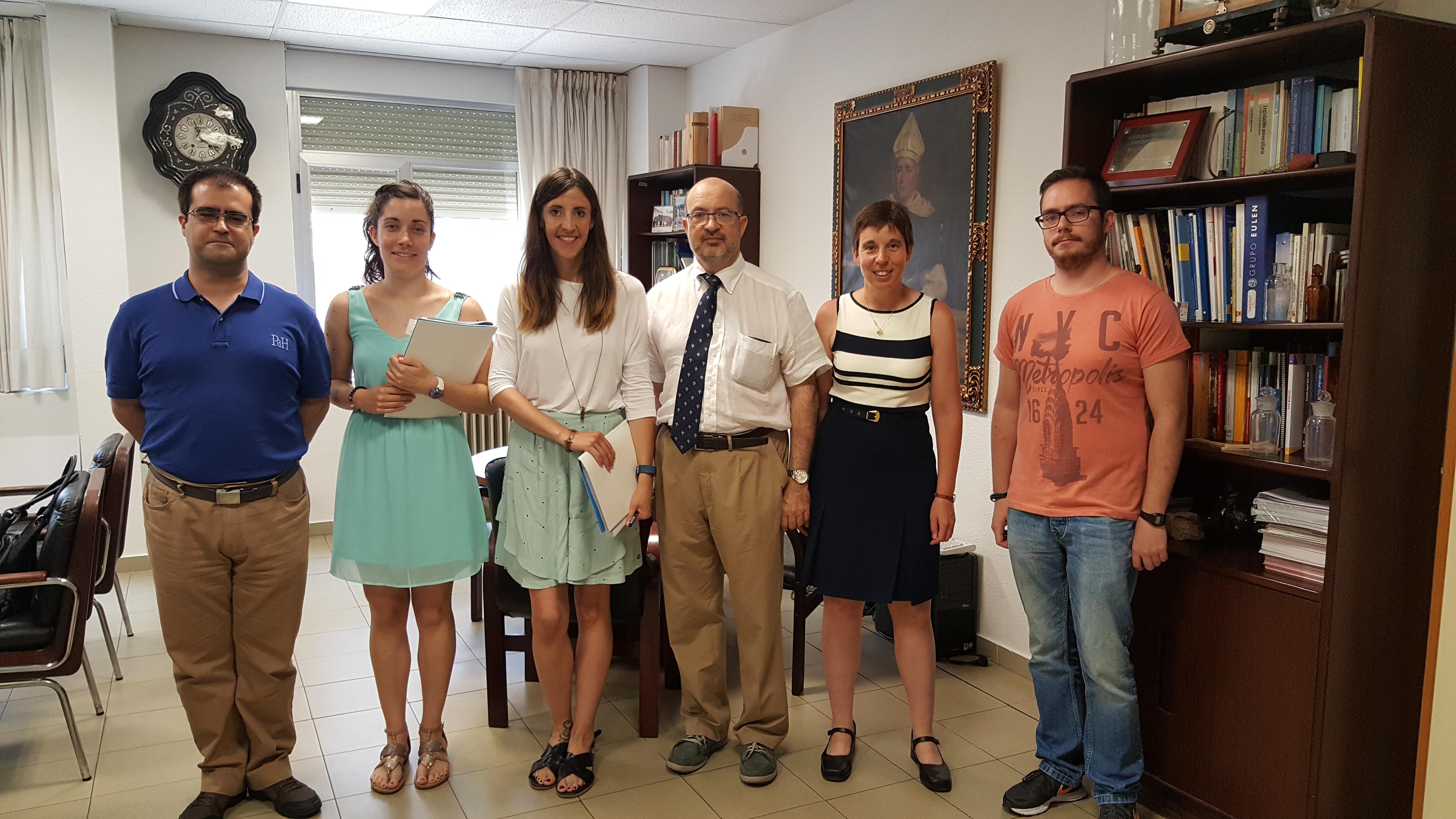 La Universidad de Salamanca, a través de su servicio de Difracción de Rayos X, e Idifarma se unen en el marco de la colaboración Universidad-Empresa
