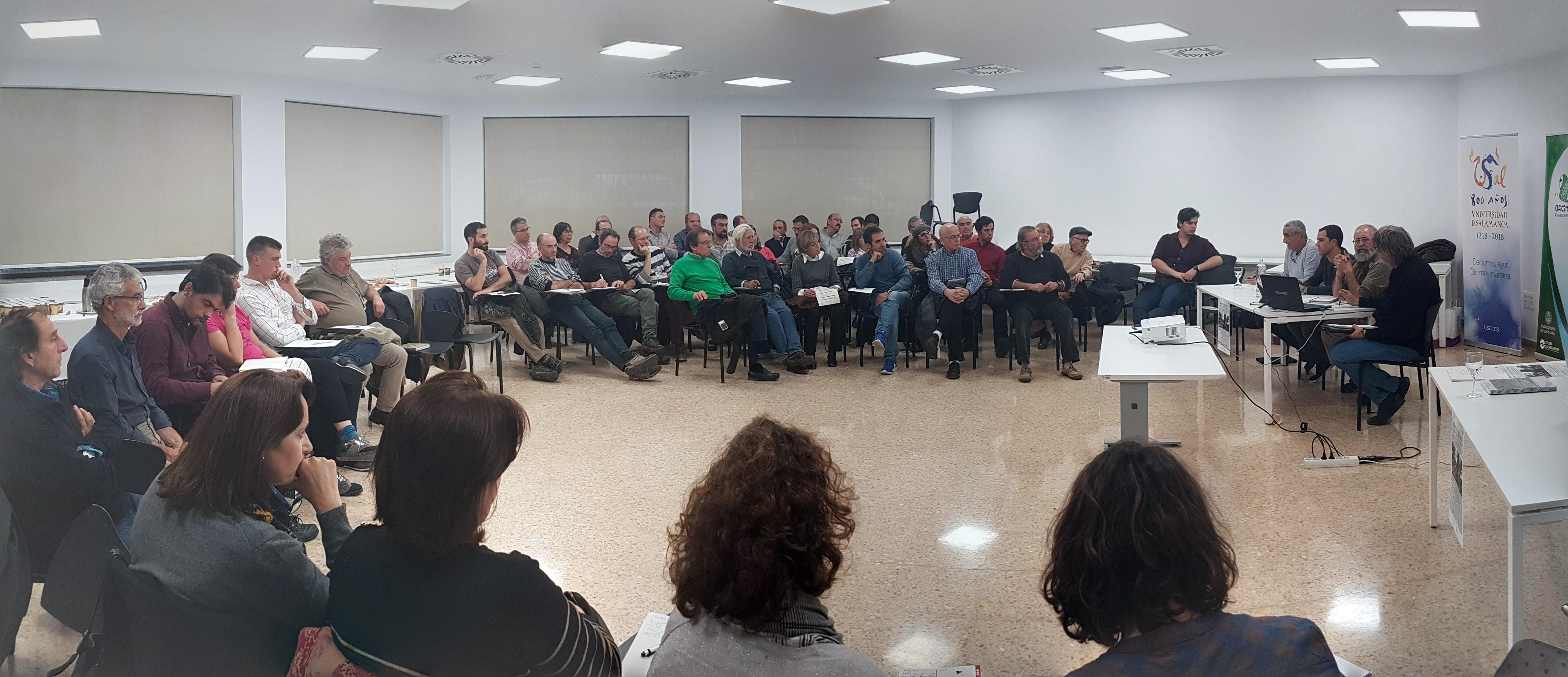 La Universidad de Salamanca debate sobre el valor y el futuro de las dehesas ibéricas en una jornada