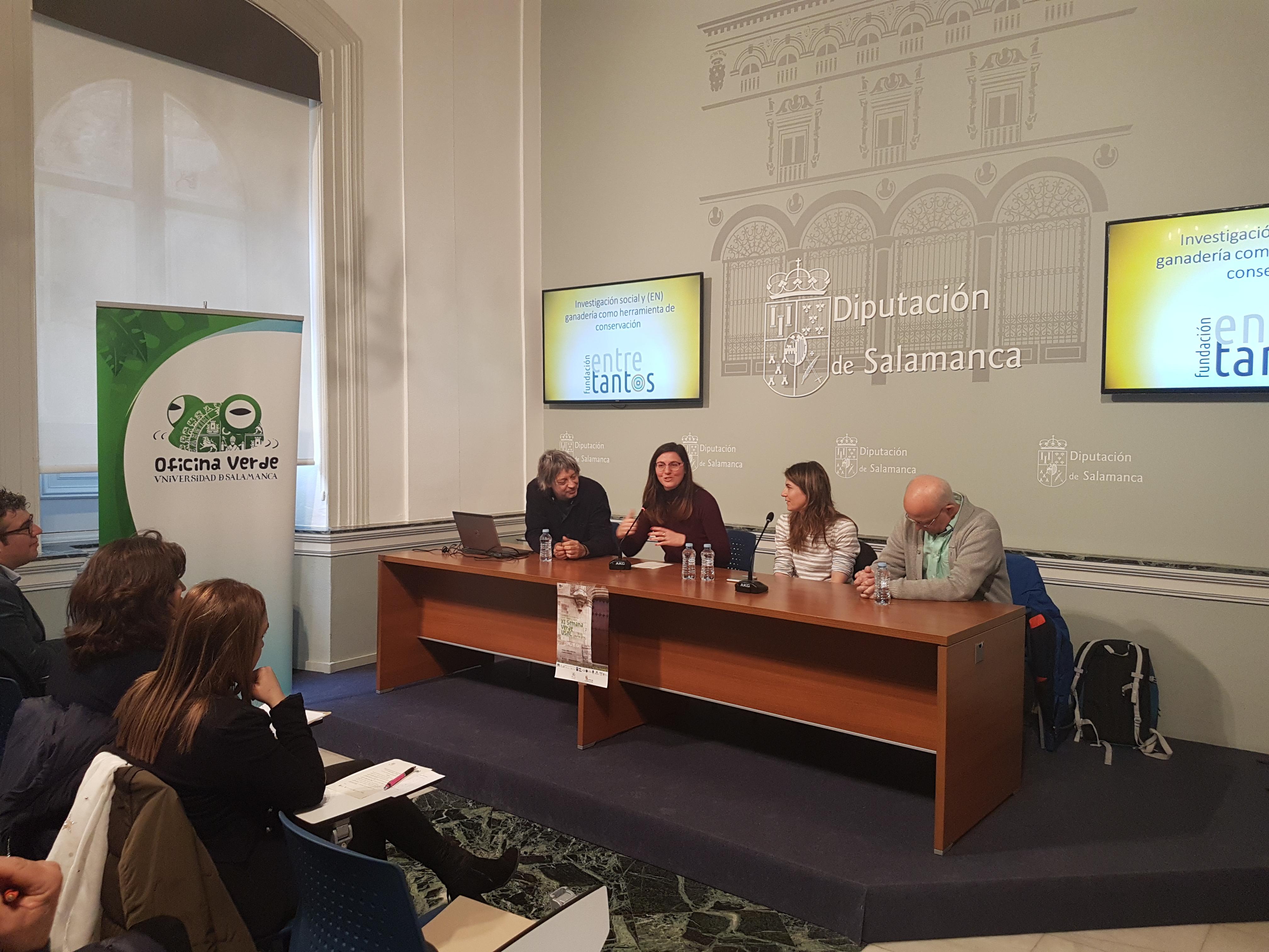 La Semana Verde concluye su XI edición con una jornada sobre las relaciones entre la investigación y la realidad del sector agropecuario