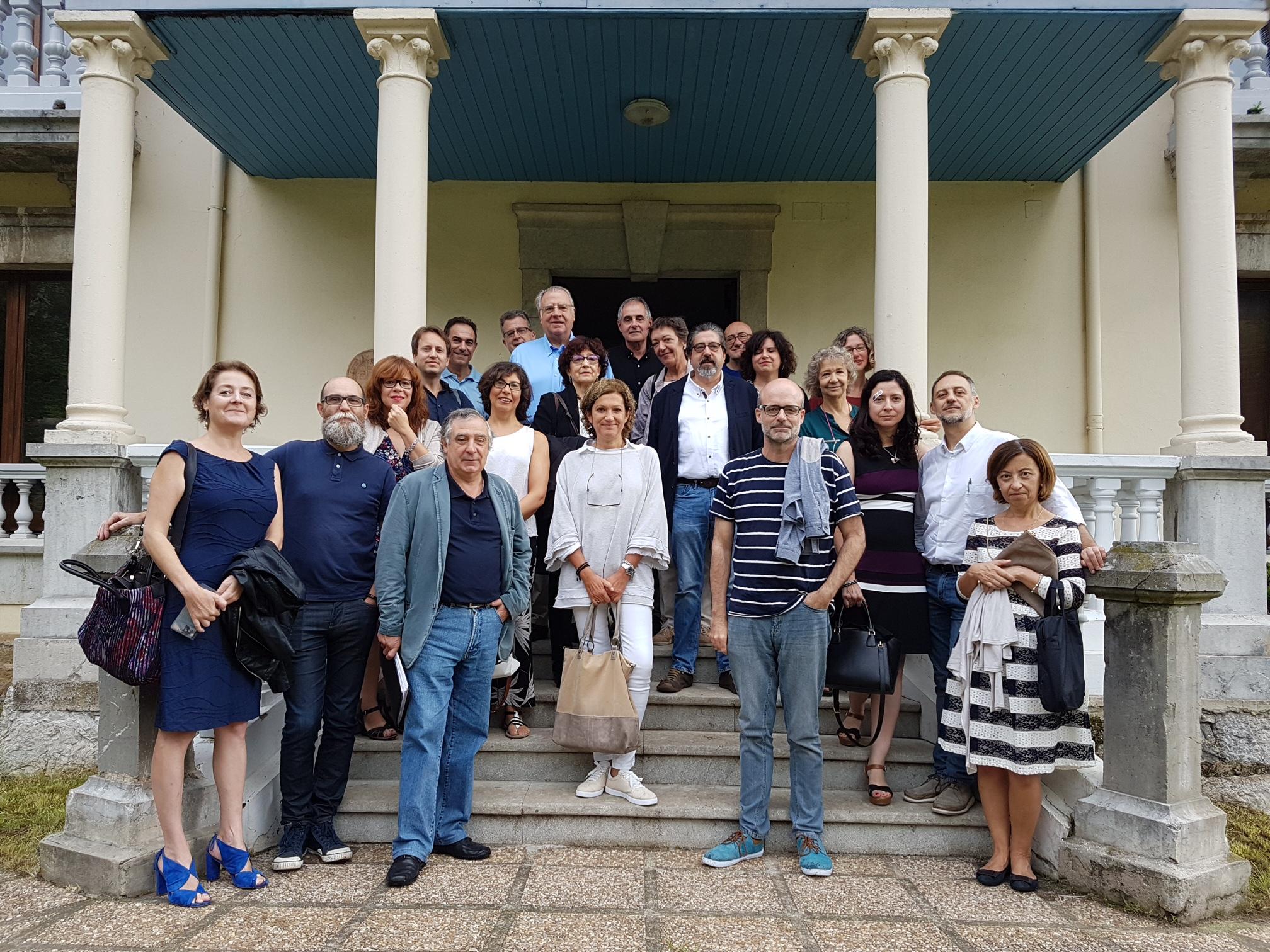 El Encuentro de Escritores y Críticos de las Letras Españolas se suma al VIII Centenario reflexionando sobre la creación literaria en la universidad