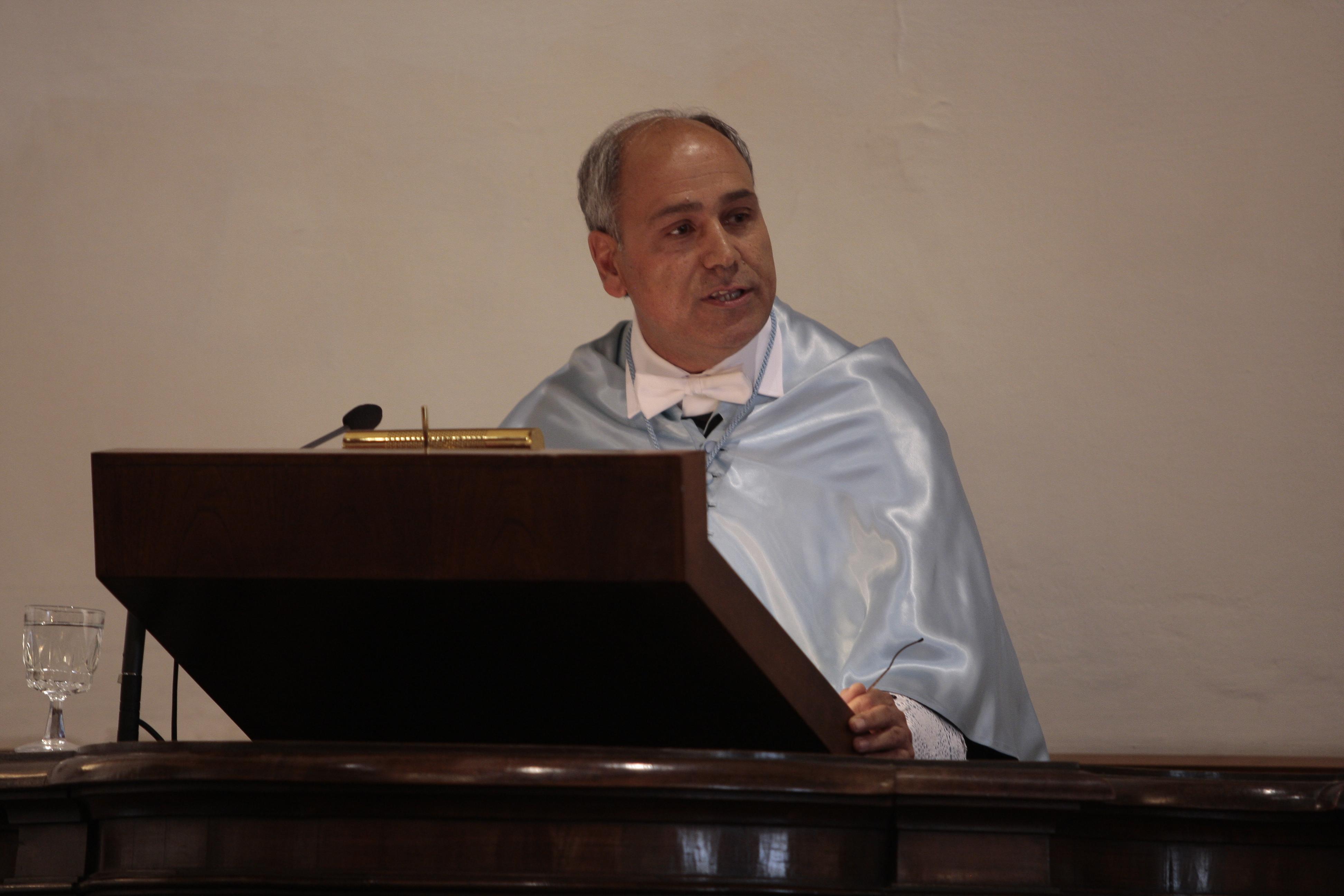 El catedrático de la Universidad de Salamanca Julio Borrego Nieto, Premio Castilla y León de las Ciencias Sociales y Humanidades