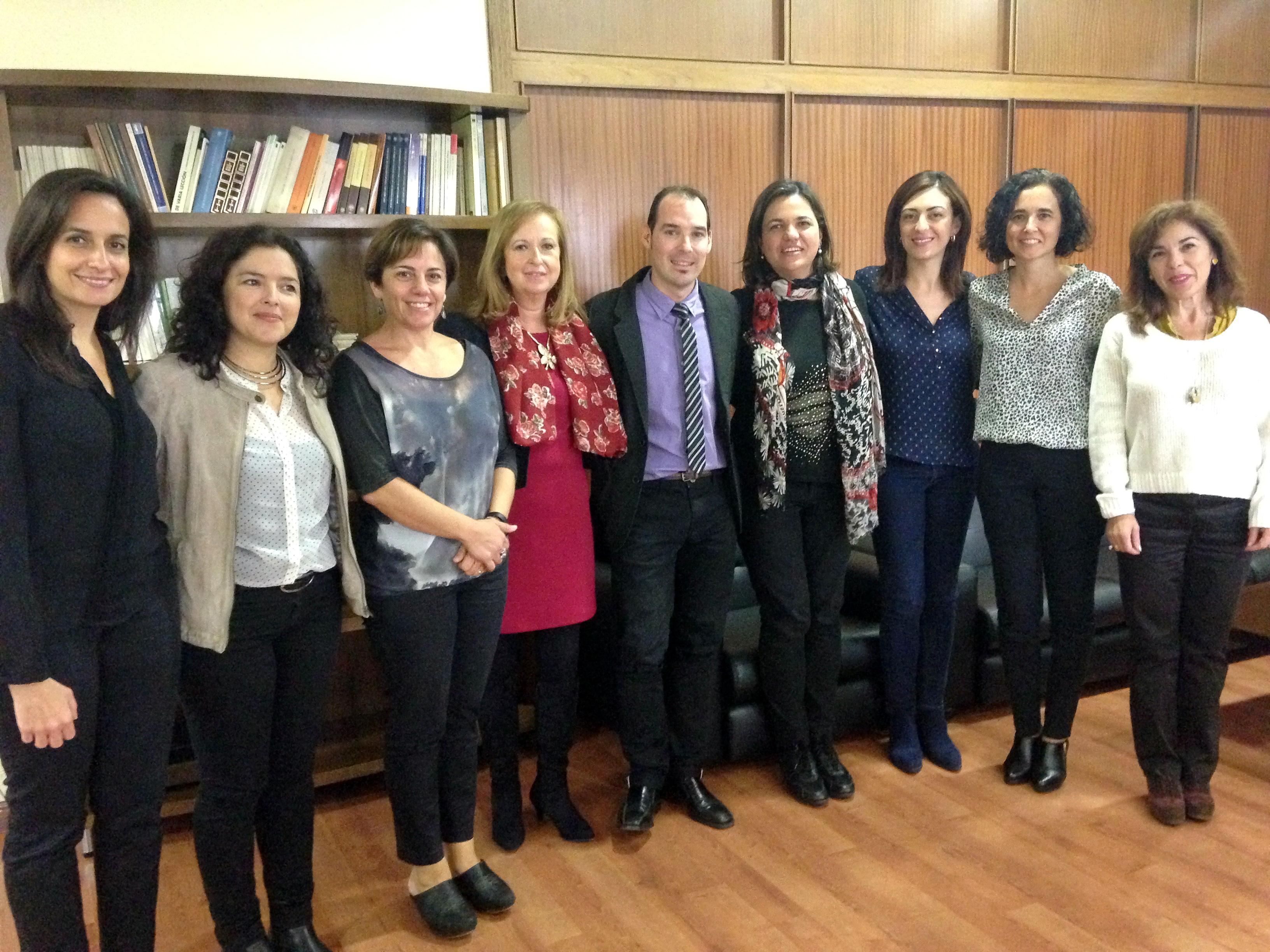 La coordinadora de Radio Usal, Elena Villegas, nuevo miembro del consejo de dirección de la Asociación de Radios Universitarias