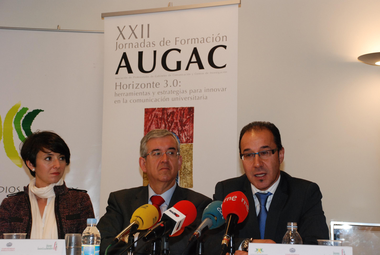 El jefe de Prensa de la Universidad de Salamanca asume la Presidencia de la Asociación de Gabinetes de Comunicación de las Universidades y Centros de Investigación de España