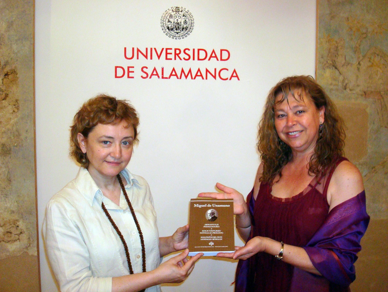 La Casa-Museo Unamuno recibe la donación de tres novelas del exrector de la Universidad de Salamanca traducidas al idioma estonio