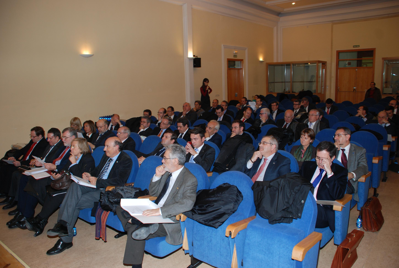 La Universidad de Salamanca acoge la reunión de la Asamblea General de la Conferencia de Rectores de las Universidades Españolas