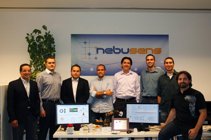 El Grupo BISITE de la Universidad de Salamanca y la empresa NEBUSENS ganan la competición Internacional de Sistemas de Localización EvAAL