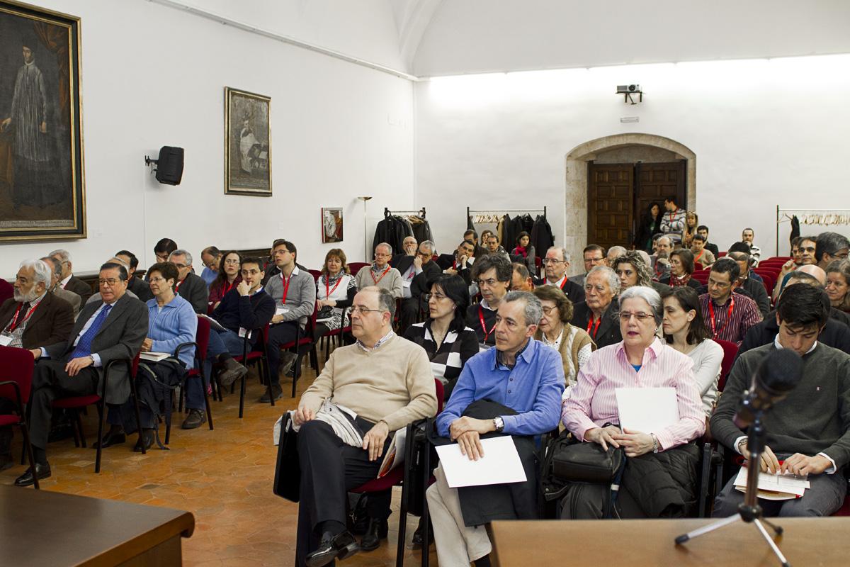 El rector preside el simposio en memoria del que fuera catedrático de Geometría y Topología de la Universidad de Salamanca Juan Bautista Sancho Guimerá