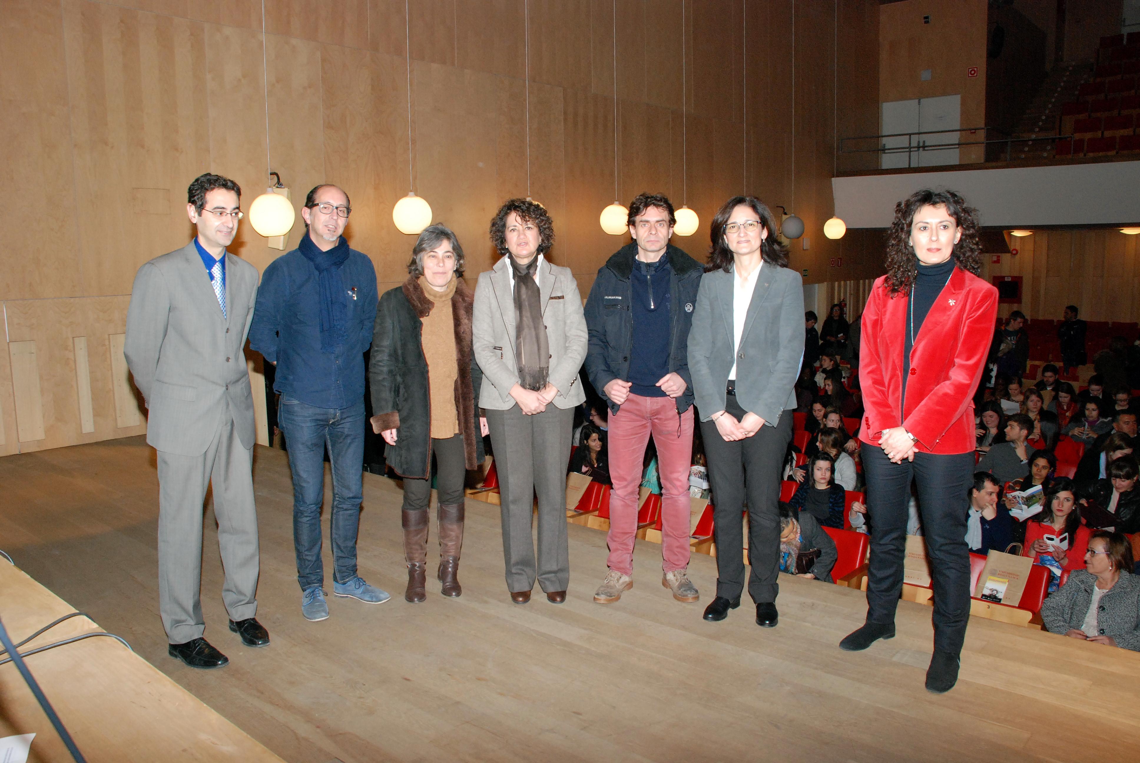 La Universidad de Salamanca da la bienvenida a los cerca de 300 estudiantes extranjeros de los programas de movilidad