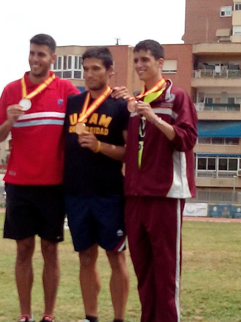 La Universidad de Salamanca consigue una medalla de plata y tres de bronce en los Campeonatos de España Universitarios 2015 de Atletismo y de Orientación