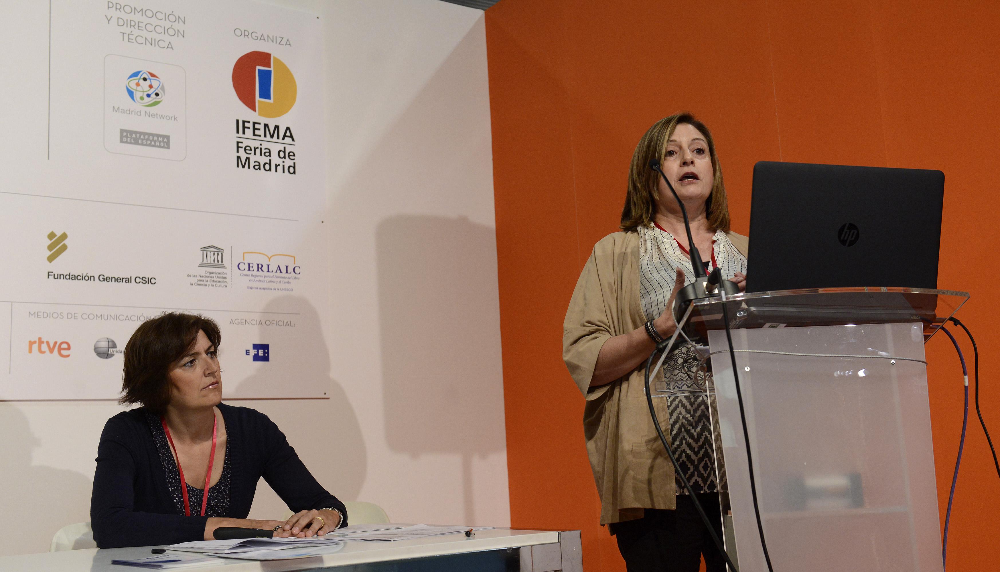 La Universidad de Salamanca presenta el sistema de aprendizaje idiomático BULATS en el foro Internacional del Español
