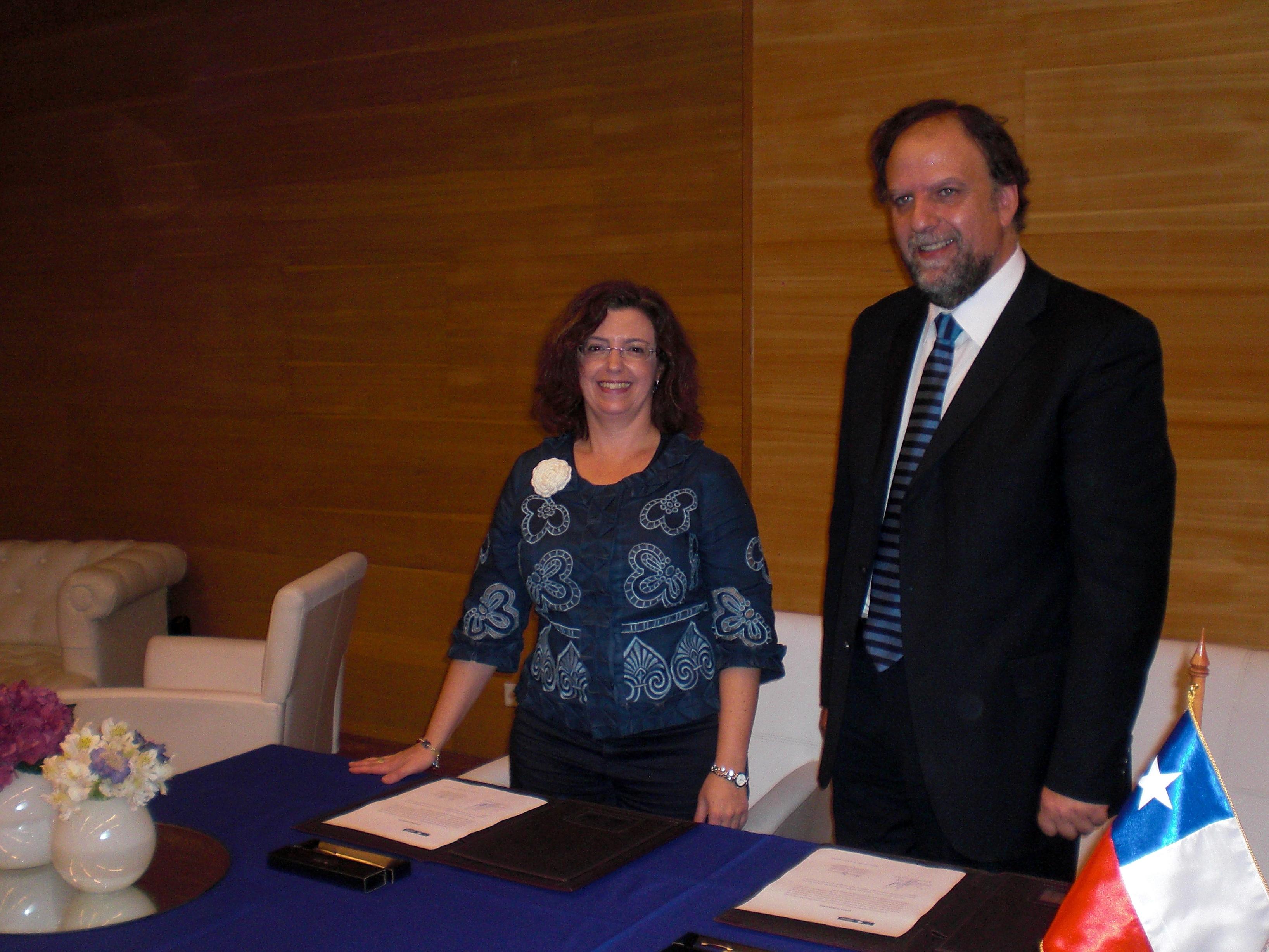 La vicerrectora de Relaciones Internacionales defiende la creación de un espacio de educación superior iberoamericano en la clausura de la I Cumbre Académica América Latina y el Caribe-Unión Europea