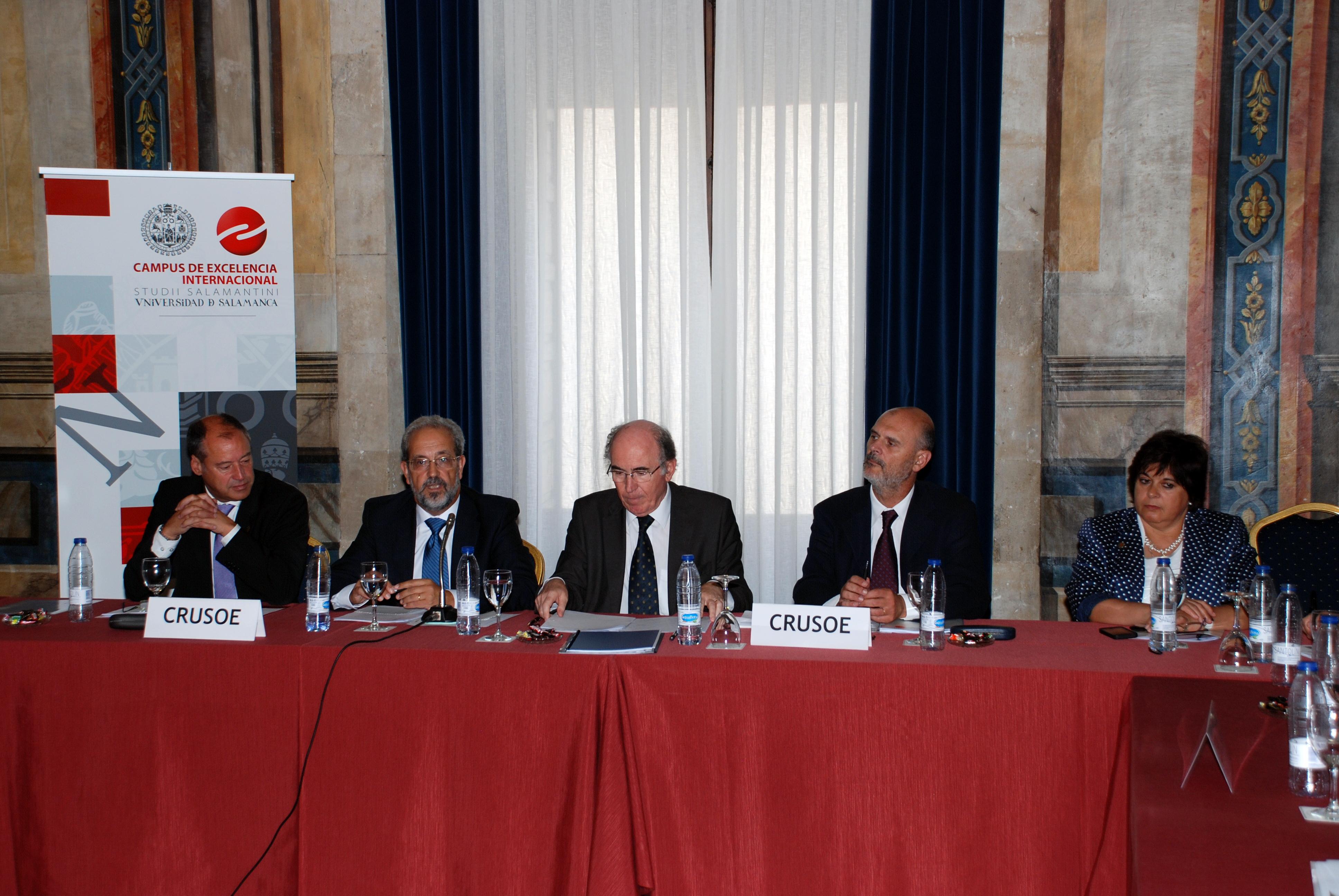 Conferencia de Rectores de las Universidades del Sudoeste Europeo (CRUSOE)