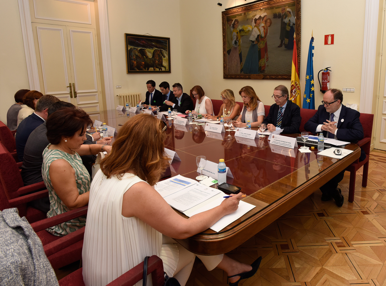 La Comisión Ejecutiva del VIII Centenario aprueba un centenar de proyectos para conmemorar la creación de la Universidad de Salamanca en el 2018