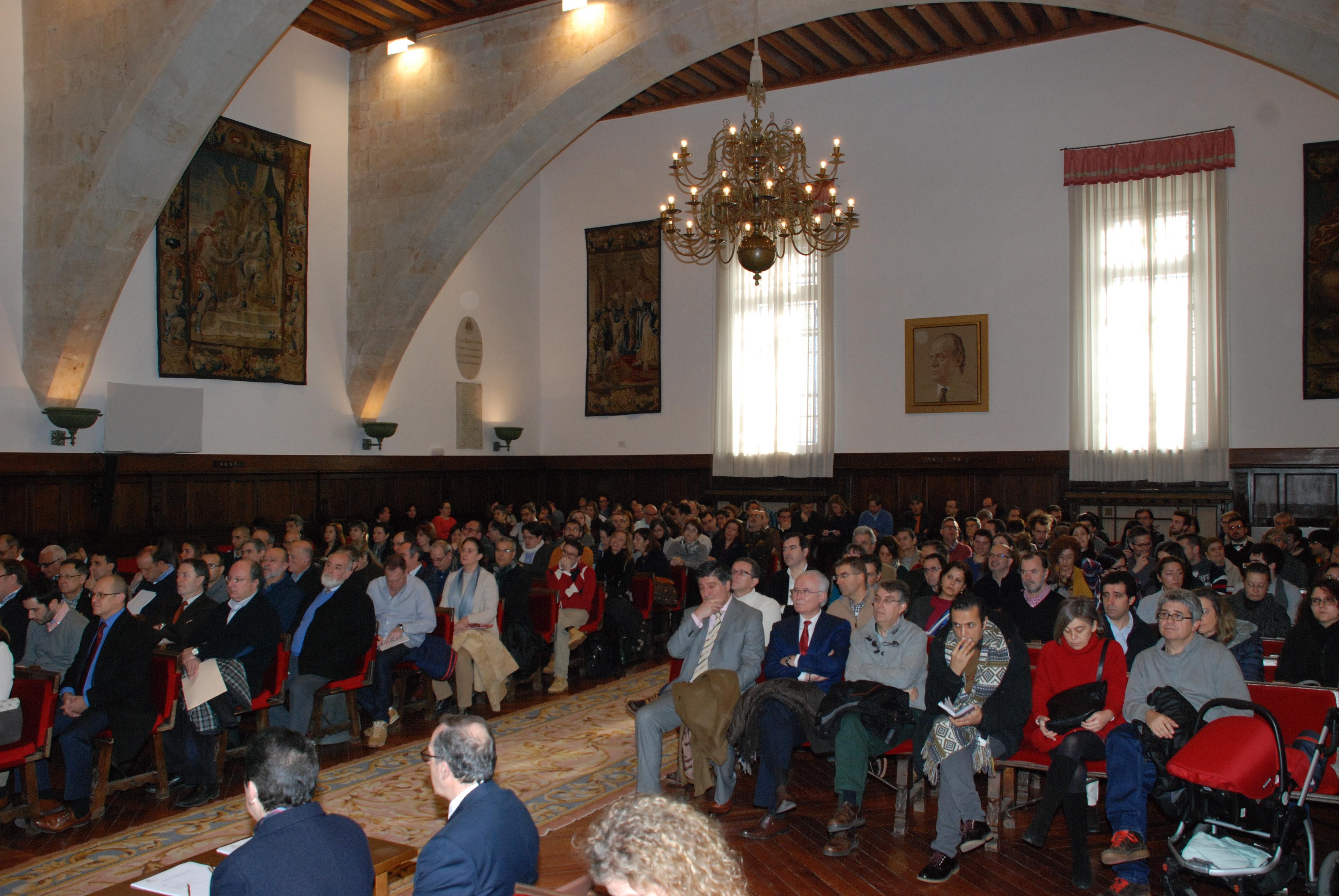 El Claustro Universitario elige a sus representantes en las comisiones delegadas y en el Consejo de Gobierno