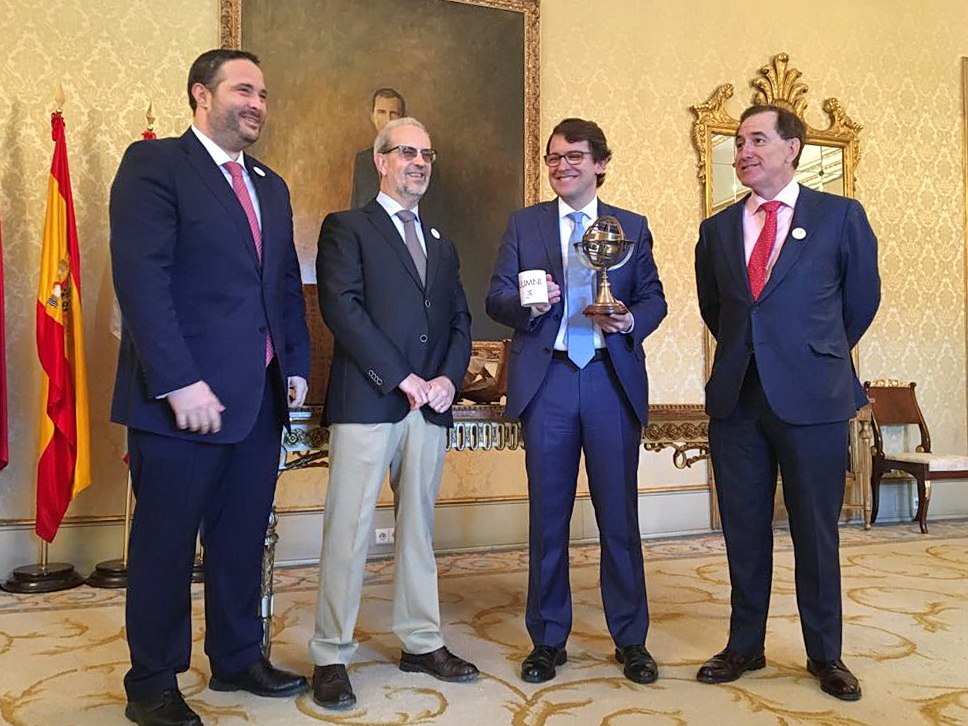 Alumni Universidad de Salamanca quintuplica su número de socios en apenas dos años y alcanza los 15.000 miembros
