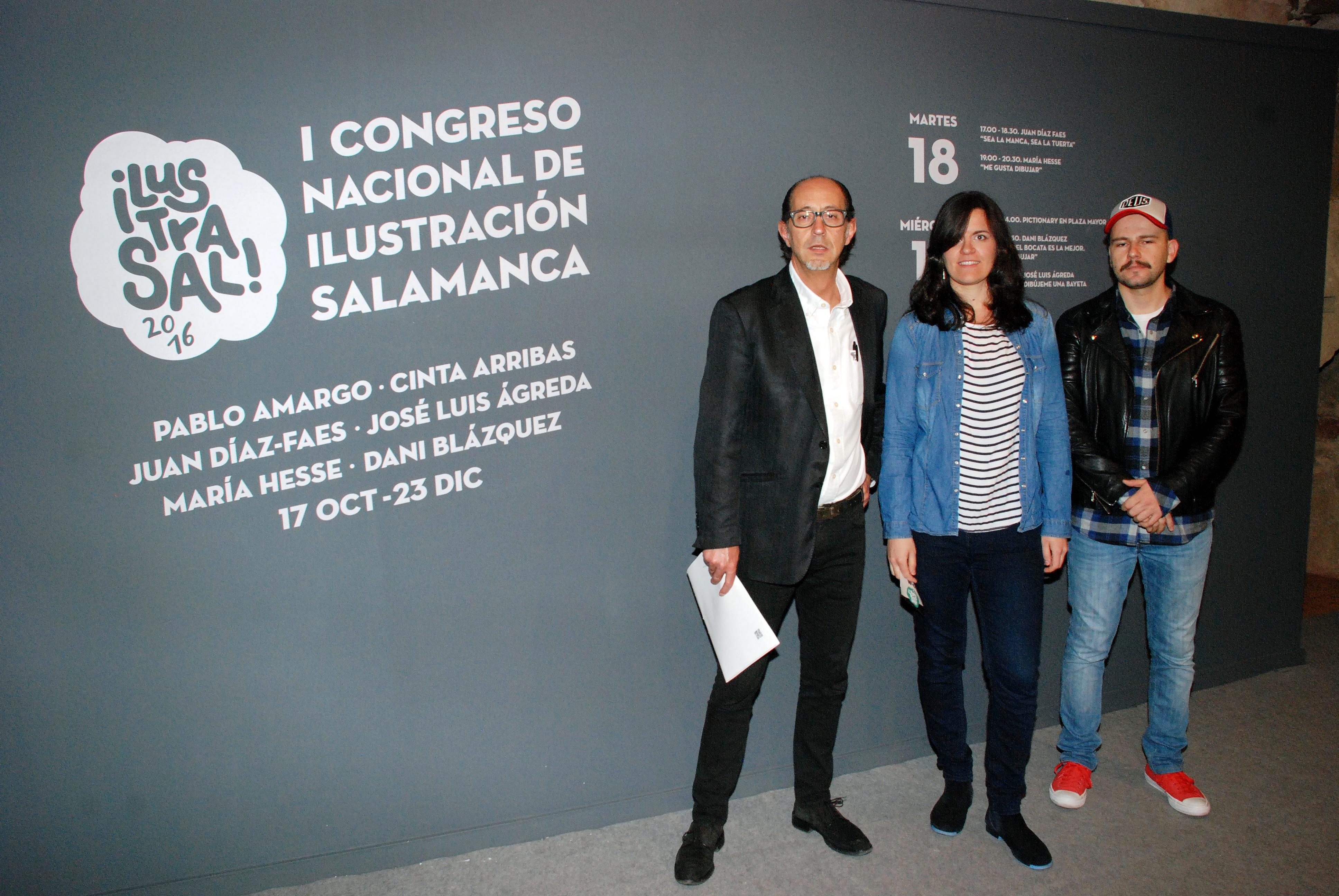 La Universidad de Salamanca se convierte durante cuatro días en el epicentro de la ilustración salmantina