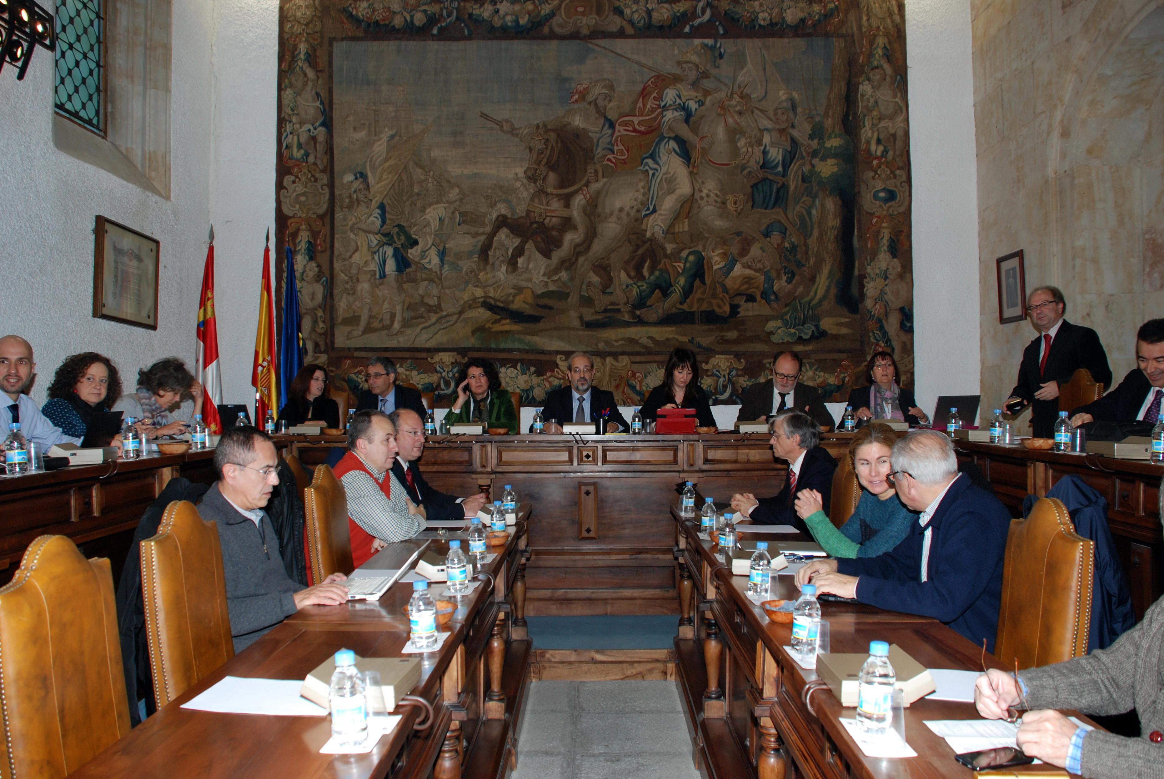 La Universidad de Salamanca aprueba el Manual para la Evaluación de la Actividad Docente del profesorado