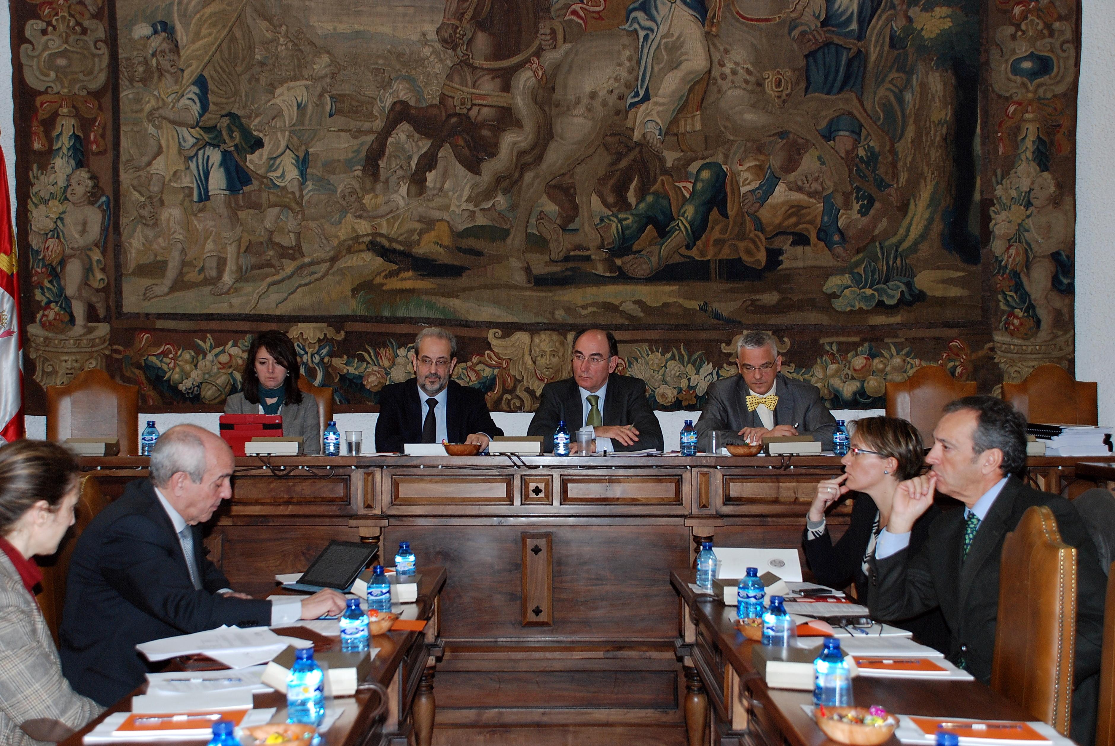 Sesión ordinaria del Consejo Social