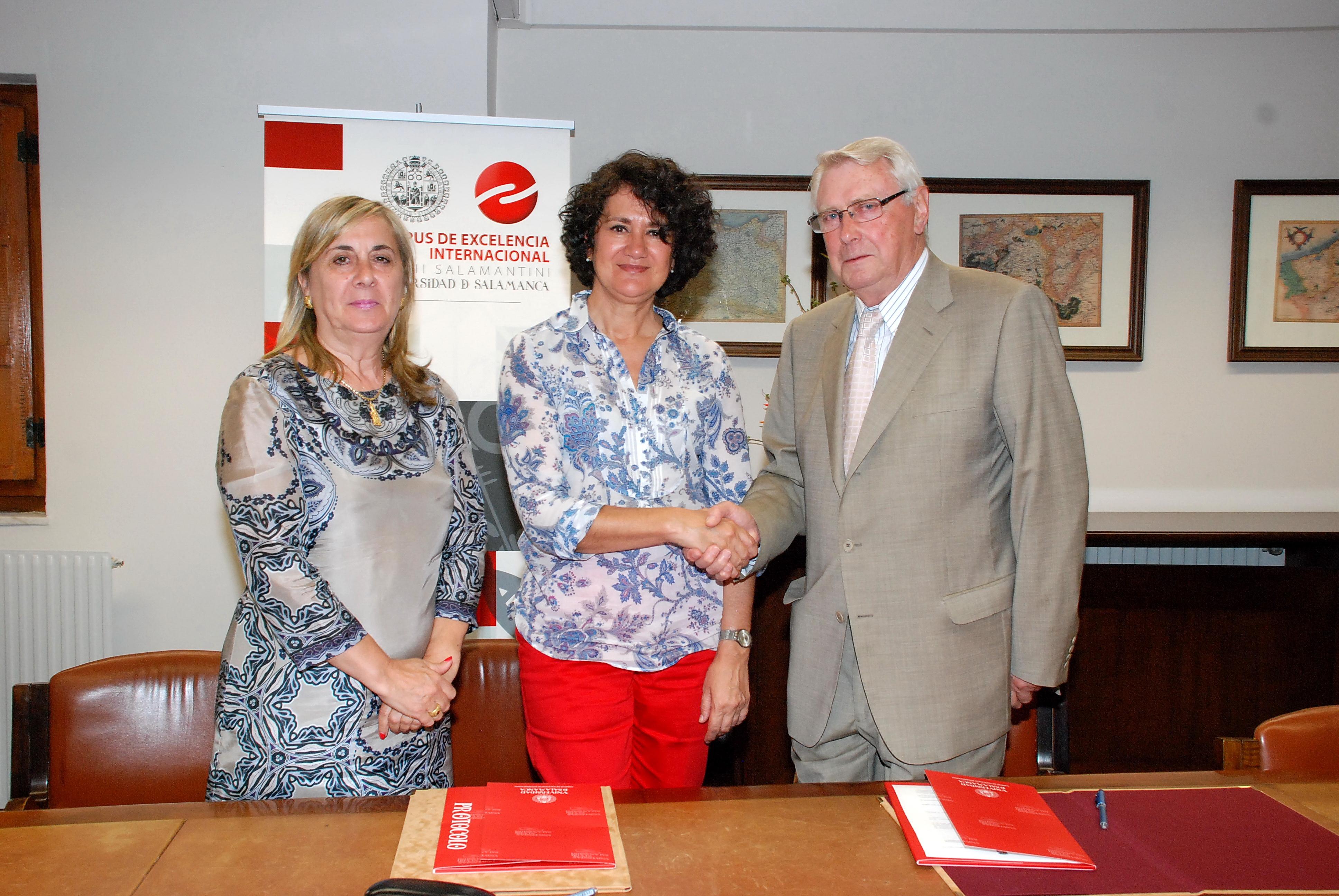 La Universidad de Salamanca y el Ayuntamiento de Alcañices suscriben un acuerdo de colaboración